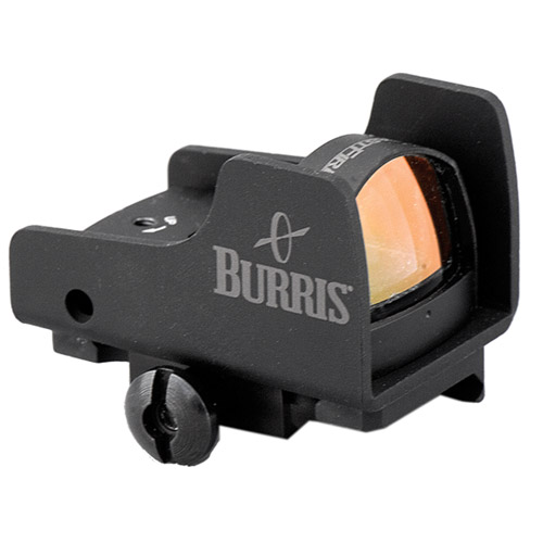 Burris FastFire Red-Dot Reflex Sight with Picatinny Mount (4 MOA Dot Reticle)