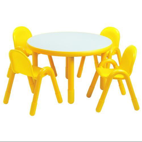Rounded Edges Kids Tables (Shamrock green)