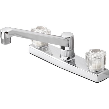 Peerless Two Handle Kitchen Faucet in Chrome PSF0118