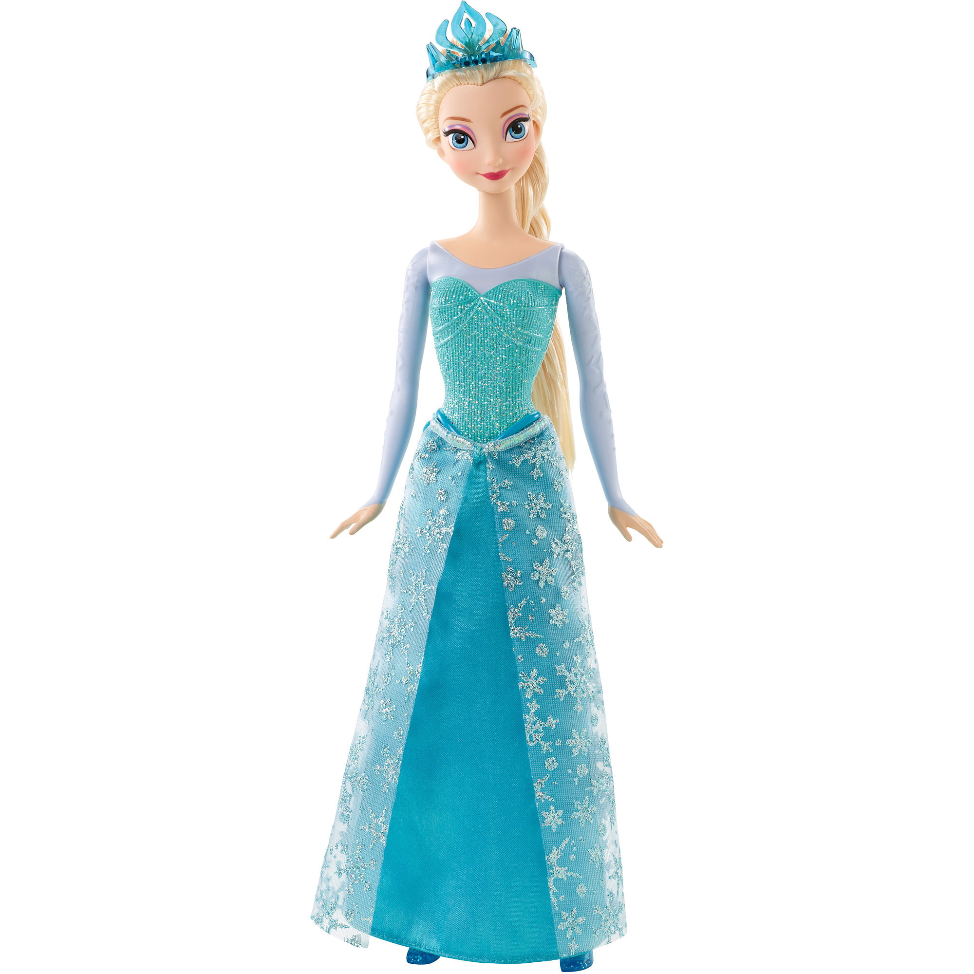 Dolls Fashion, Character, Play Dolls Precise Disney Frozen Anna Doll With Free Elsa Fragrant Aroma