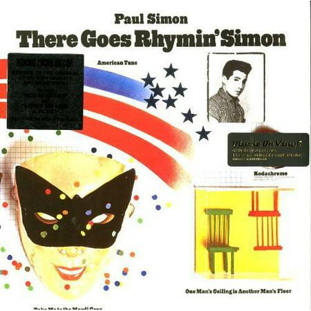 There Goes Rhymin' Simon (Vinyl)