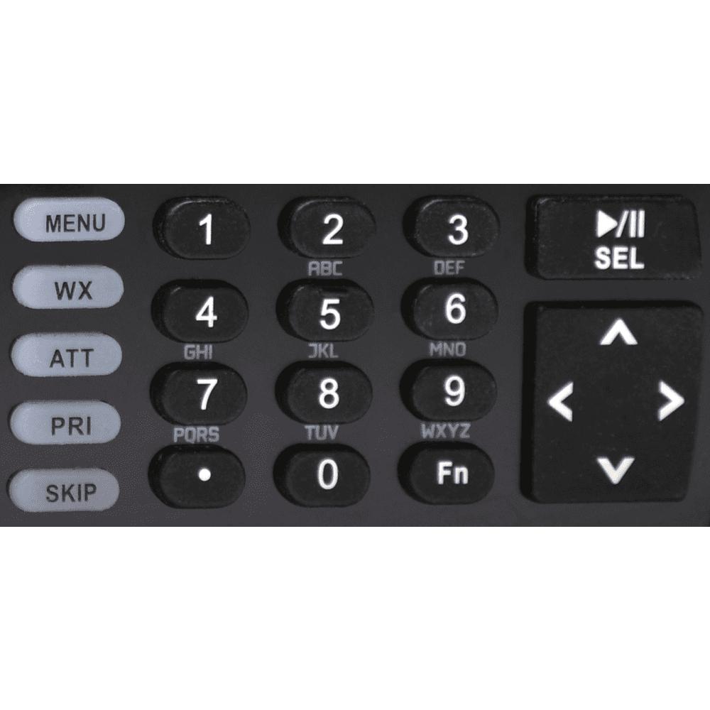 Whistler WS1098 Digital Desktop/Mobile Radio Scanner