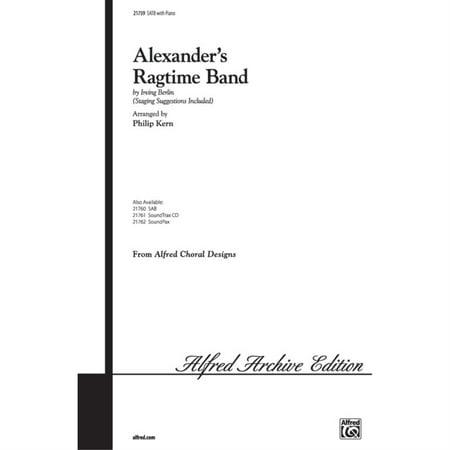 Alexander's Ragtime Band - Music by Irving Berlin / arr. Philip Kern ()