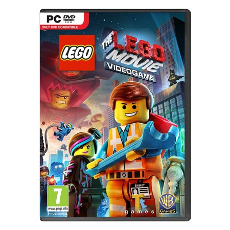 - LEGO Movie Videogame (PC Video Game) Windows 8/7/Vista