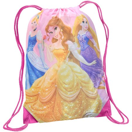 Disney Princess Slumber Set/Nap Mat with BONUS Sling Bag