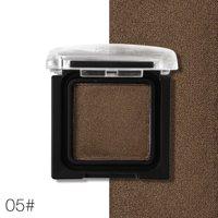 Metallic Waterproof Eye Shadow Makeup Palette Nude Shimmer Matte Pigmented Glitter Eyeshadow Cosmetics - 5 Colors