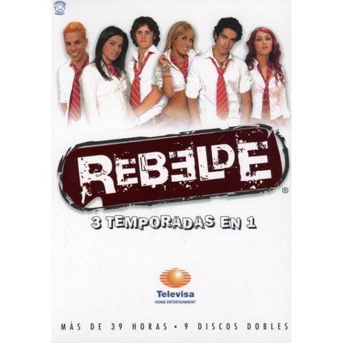 Rebelde: 3 Temporadas en 1