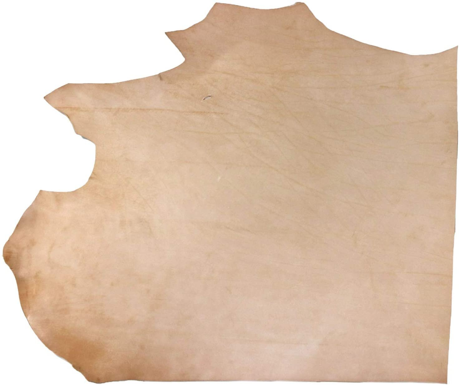3.2 mm to 3.6 mm Vegetable Veg Tan Tooling Carving Embossing Stamping Full Grain Cowhide Tooling Leather Craft Panel 8-9 oz