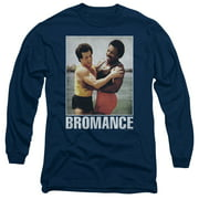 Rocky Bromance Mens Long Sleeve Shirt