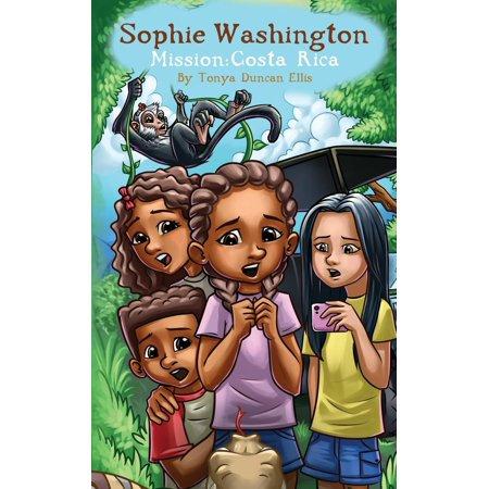 Sophie Washington: Sophie Washington: Mission: Costa Rica (Paperback) (Fiestas Halloween Costa Rica)