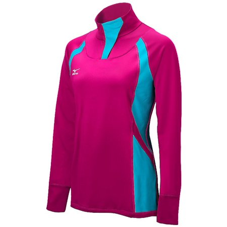Mizuno Womens Volleyball Apparel - Nine Collection: Drive 1/2 Zip Jacket - 440423 for $<!---->