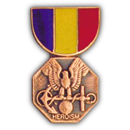 U.S. Navy & Marine Corps Medal Pin 1 3/16