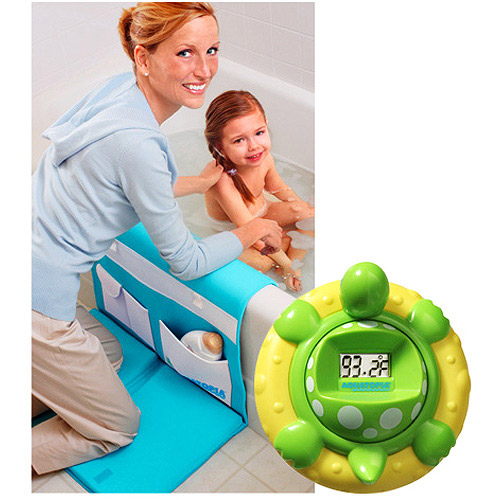 Aquatopia - Bath Thermometer and Easy Kneeler Bundle