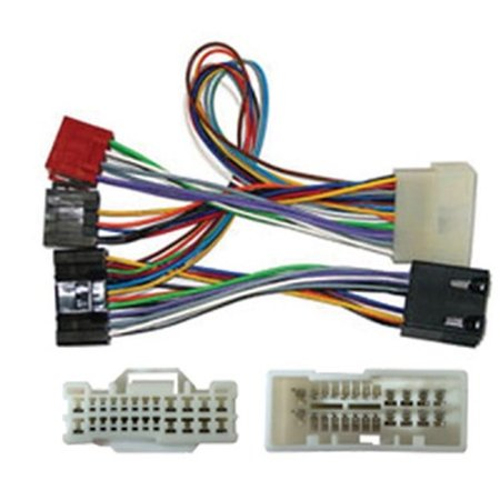 Soundgate SOT901 Kia Multi Model Parrot Bluetooth ISO Wiring Harness w/ Mute