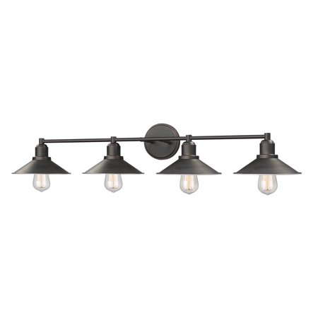 New zlite Product  Casa Collection 4 Light Vanity in Olde Bronze Finish Sold by