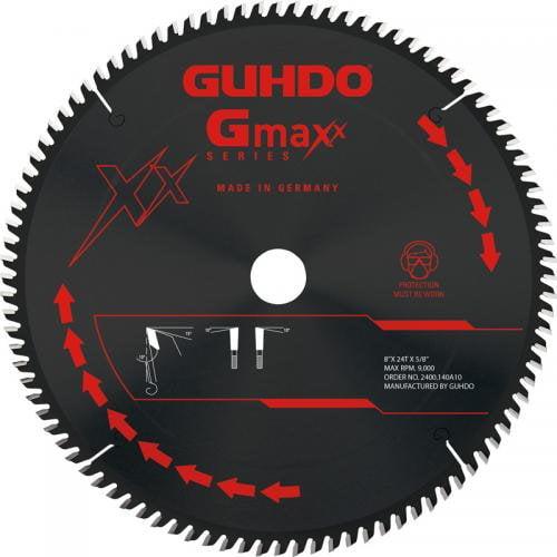 Guhdo 2400.800A64 8in 64tooth ATB Plywood Circular Saw Blade