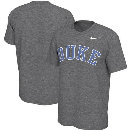 Ncaa Legend (Duke Blue Devils Nike Wordmark Legend T-Shirt - Heathered Charcoal )