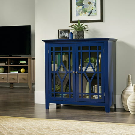 Sauder Shoal Creek Display Cabinet, Multiple Finishes ()
