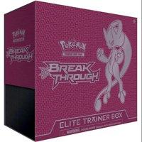 XY Breakthrough Mega Mewtwo X Elite Trainer Box (Pokemon)