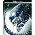Alien: 40th Anniversary on 4K Ultra HD Blu-ray / Digital
