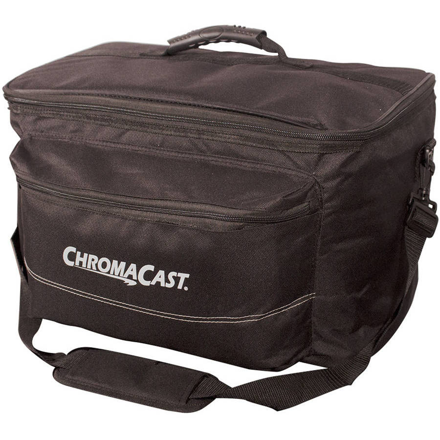 ChromaCast Medium Size Musician's Gear Bag and Bass Drum Pedal Carry Bag
