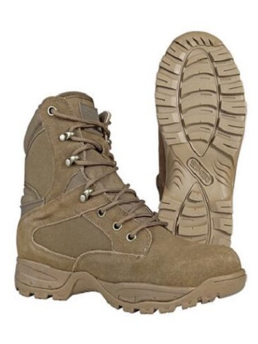 "Tru Spec 4063008 Men's Coyote 9"" Tac Assault Boot Size 9"