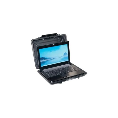 "Pelican 1085 14"" Watertight Laptop Hardback Case with Pick N Pluck Foam Liner by Pelican"