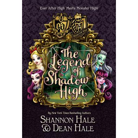 Monster High/Ever After High: The Legend of Shadow