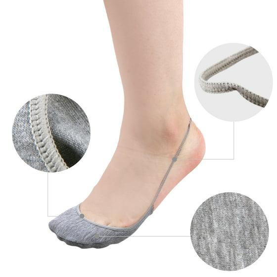 Tqs Women No Show Socks 80 Cotton Hidden Socks