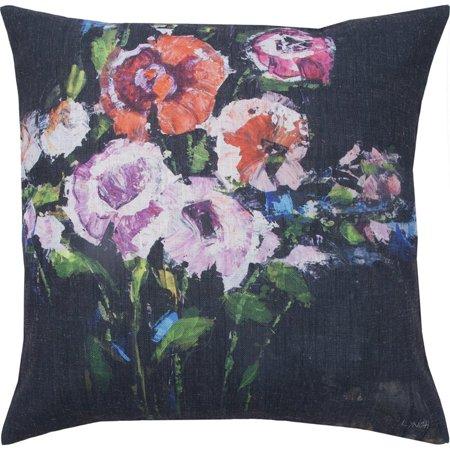 Renwil Authentic Eclectic Doris Malaga Throw Pillow ()