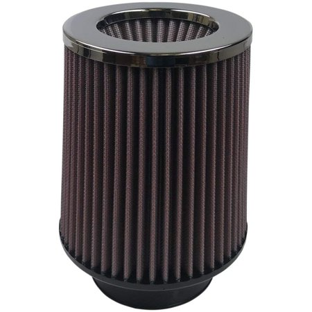 S&B Filters KF-1013 High Performance Replacement Filter (Cleanable. 8-ply Cotton)
