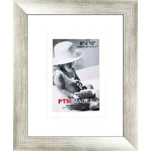 "Silver 8"" x 10"" Photo Frame, Set of 2"