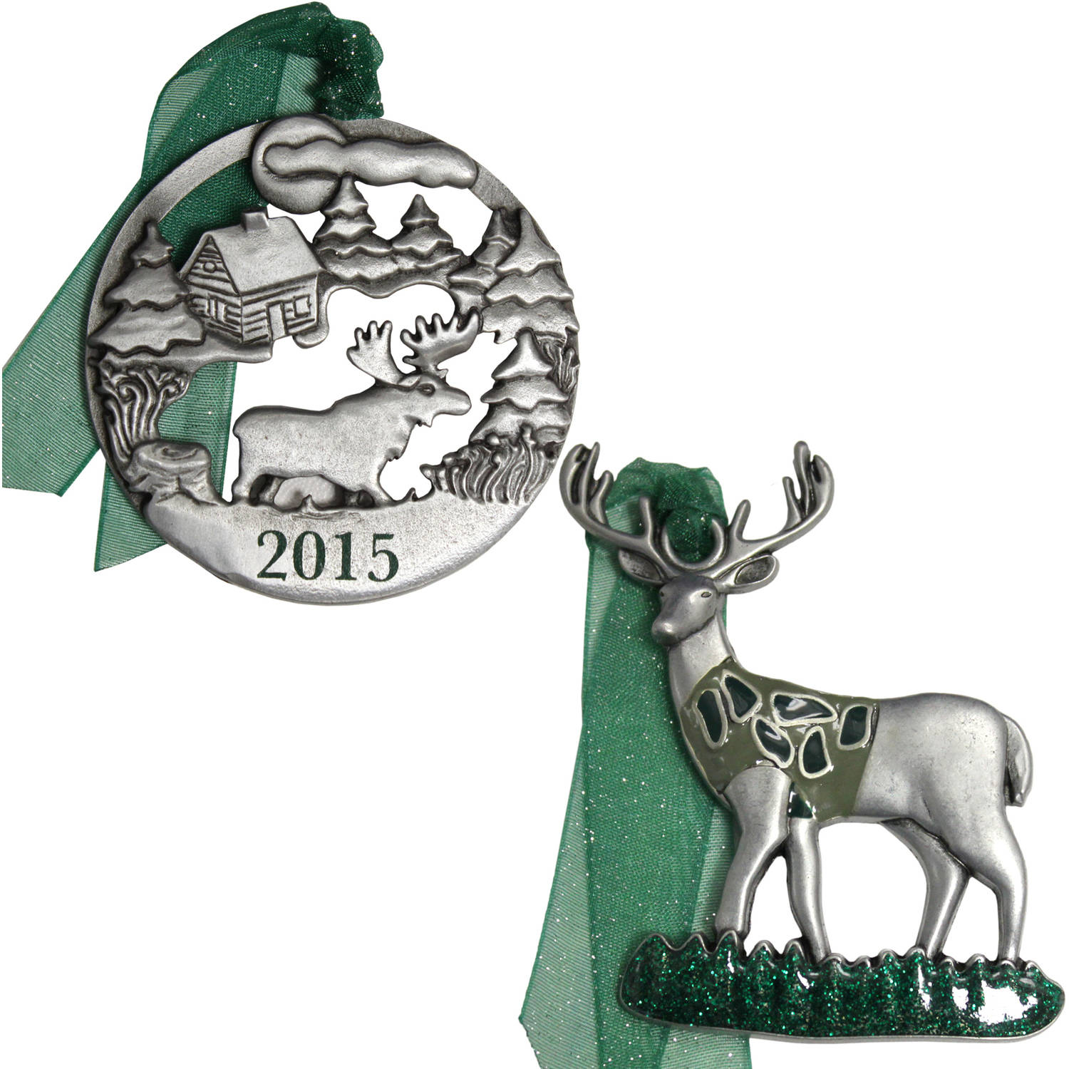 Personalized Gloria Duchin The Great Outdoors Ornament Set