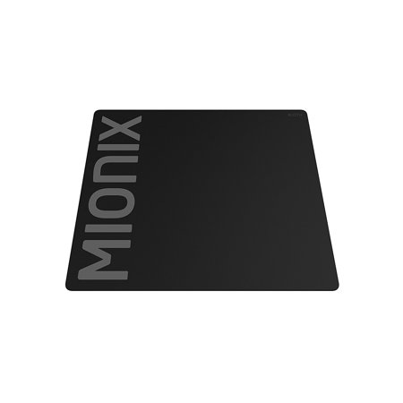Alioth Large Stitched Microfiber Gaming Desk Mouse Pad  Mnx 04 25006 G   Material  Durable Woven Cloth Microfiber Matrix With Stitched Edges By Mionix