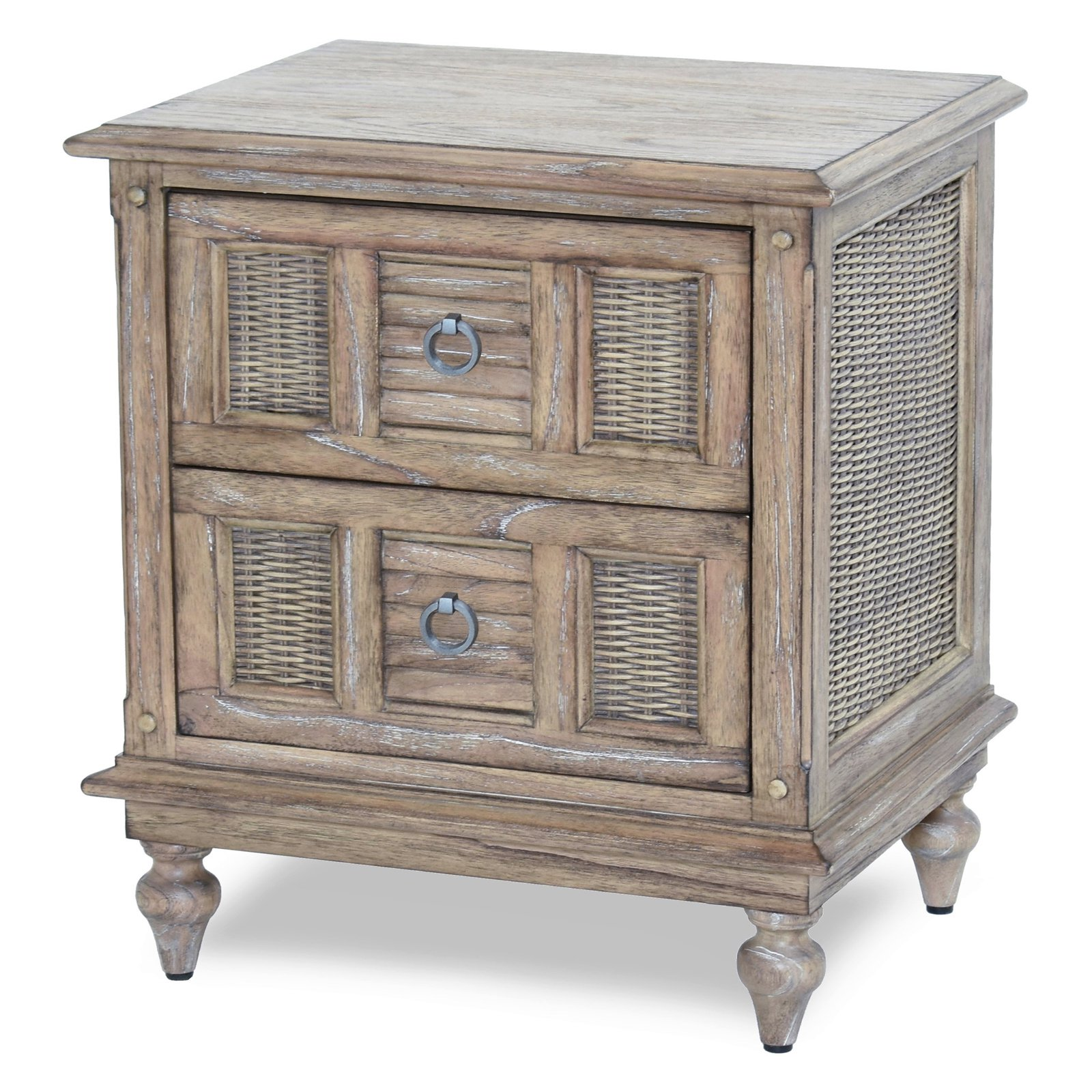 Sea Winds Trading Key West 2 Drawer Nightstand