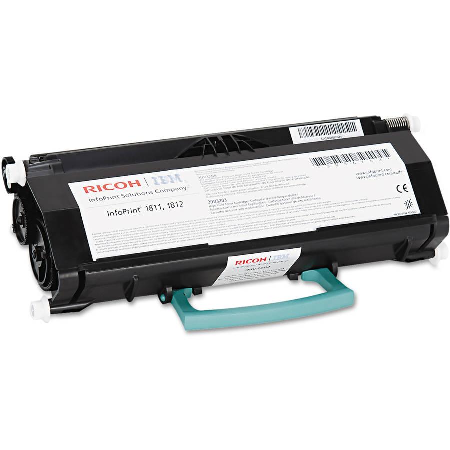 InfoPrint Solutions Company 39V3204 High-Yield Black Toner Cartridge