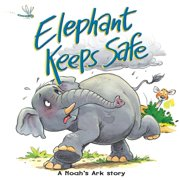 Elephant Keeps Safe - eBook