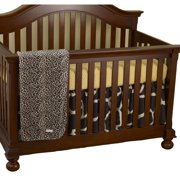 Sumba 3 Piece Crib Bedding Set