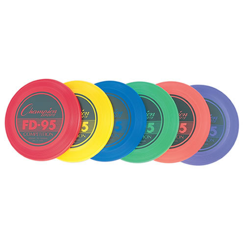 Competition Plastic Disc
