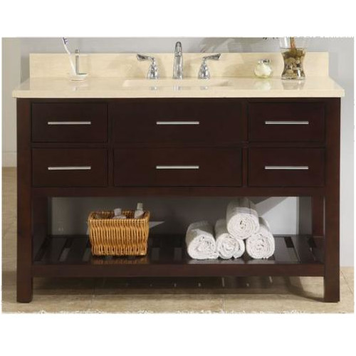 Empire Industries Priva 48'' Open Bathroom Vanity Base