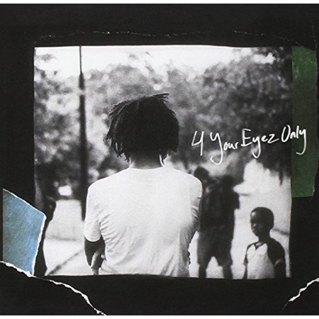 4 Your Eyez Only (CD) (4 Your Eyez Only J Cole Shirt)