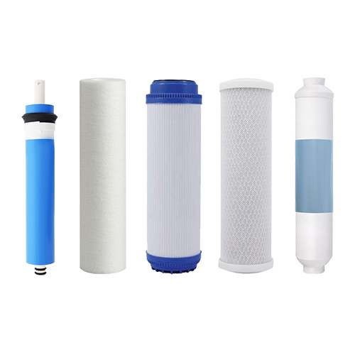 Replacement RO Filter Kit For iSpring 5 Stage RO System w/ RO Membrane