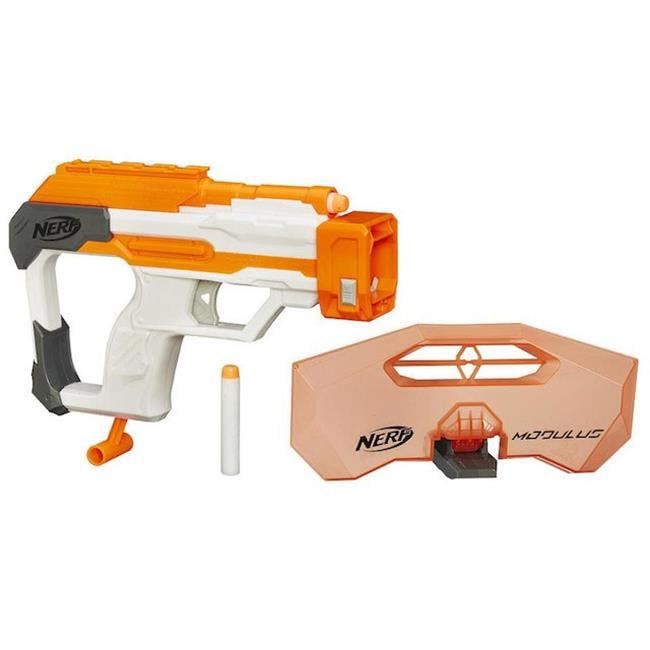 hasbro hsbb1536 nerf modulus strike & defend upgrade kit
