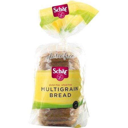 Schar Multigrain Gluten Free Bread  14 1 Oz