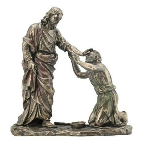 Jesus Healing Blind Man - Jesus Heals Blind Man