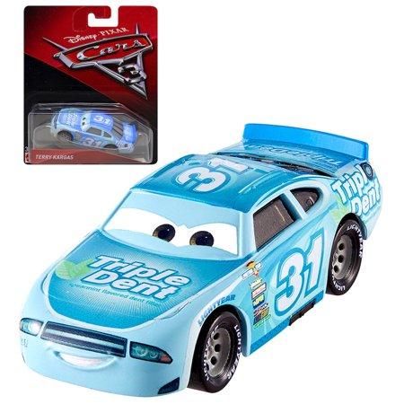 Terry Labonte Diecast (Terry Kargas Cars 3 Diecast 1:55 Scale )