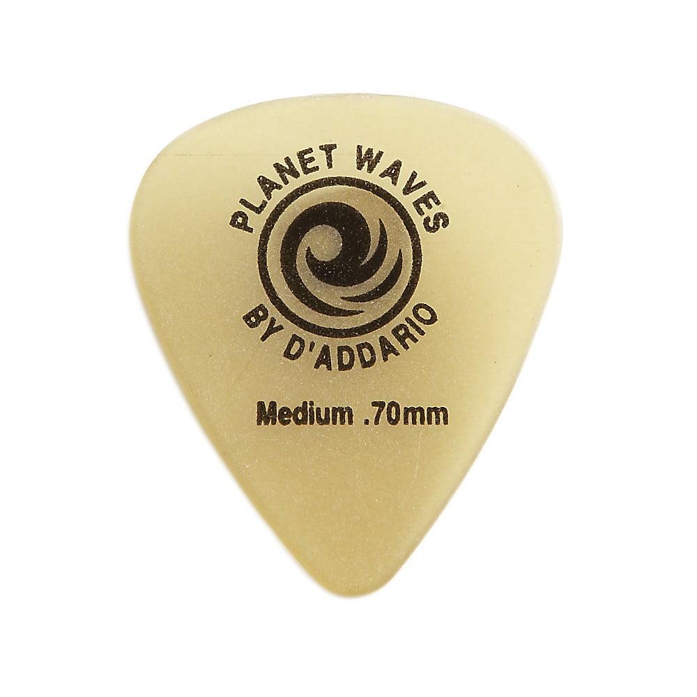 D'Addario Planet Waves Cortex Guitar Picks Medium 100 Pack by D'Addario Planet Waves