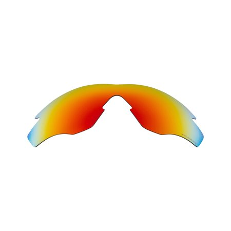 Replacement Lenses Compatible with OAKLEY M2 Frame Asian Fit Polarized (Triggerman Asian Fit)
