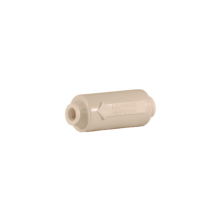 350 Ml Cans (Hydronamic (FR2000JD) Flow Restrictor 1/4