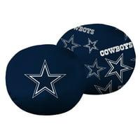 """NFL Dallas Cowboys 11"""" Cloud Pillow, 1 Each"""
